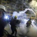 Hong Kong, le Triadi cinesi contro la rivolta democratica.