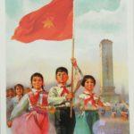 Amore imposto: bambini e imprese obbligati a venerare il regime comunista.
