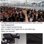 Pechino, la guerra delle 'fake news' contro le proteste di Hong Kong
