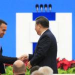 Mollicone (Fdi), Di Maio in ginocchio a Pechino, Italia difenda i diritti umani