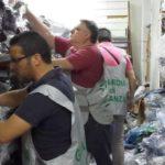 Sequestrato un mega carico proveniente dalla Cina. Tre milioni di articoli stipati in depositi a Misterbianco
