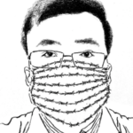 La Cina prende di mira migliaia di persone che hanno parlato dell'epidemia di coronavirus.