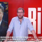 Il clamoroso video del direttore del Bild che attacca il presidente cinese Xi Jinping.