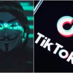 """Anonymous afferma che TikTok è un """"spyware cinese"""" ed esorta gli utenti a eliminare subito l'app."""