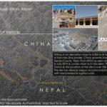 Le immagini satellitari che raffigurano nuove caserme cinesi del PLA vicino alla congiunzione India-Nepal-Cina