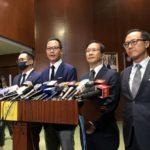 Nel nome di Pechino, quattro politici pro-democrazia estromessi dal parlamento