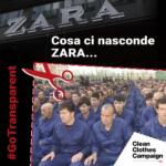 Il lavoro forzato made in Zara