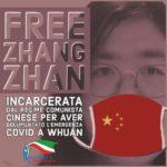 CINA: torturata in carcere, si aggrava la salute della blogger Zhang Zhan