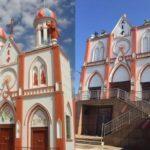 CINA-VATICANO Distruzione forzata per la chiesa del Sacro Cuore a Yinin