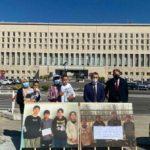Ragazzini prigionieri in Cina:  SIT-IN davanti alla FARNESINA: l'assordante silenzio del Ministro Di Maio.