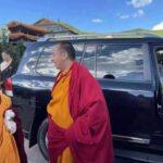 lgnorato dai tibetani il Panchen Lama  fantoccio di Pechino scelto per sostituire il Dalai Lama
